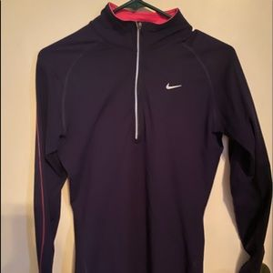Nike Dri fit long sleeve running tops